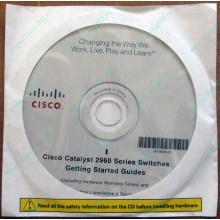 85-5777-01 Cisco Catalyst 2960 Series Switches Getting Started Guides CD (80-9004-01) - Чехов