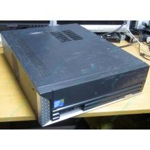 Лежачий четырехядерный системный блок Intel Core 2 Quad Q8400 (4x2.66GHz) /2Gb DDR3 /250Gb /ATX 300W Slim Desktop (Чехов)