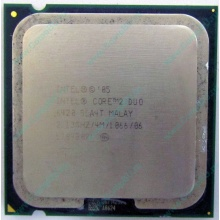 Процессор Intel Core 2 Duo E6420 (2x2.13GHz /4Mb /1066MHz) SLA4T socket 775 (Чехов)