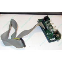 Панель передних разъемов (audio в Чехове, USB) и светодиодов для Dell Optiplex 745/755 Tower (Чехов)