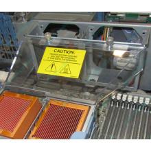 Прозрачная пластиковая крышка HP 337267-001 для подачи воздуха к CPU в ML370 G4 (Чехов)