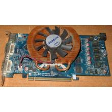 Глючная видеокарта 512Mb DDR3 nVidia GeForce 9800GT Gigabyte GV-N98TZL-512H PCI-E (Чехов)