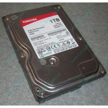 Дефектный жесткий диск 1Tb Toshiba HDWD110 P300 Rev ARA AA32/8J0 HDWD110UZSVA (Чехов)