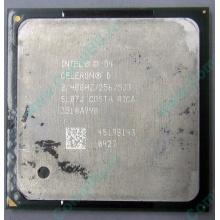 Процессор Intel Celeron D (2.4GHz /256kb /533MHz) SL87J s.478 (Чехов)