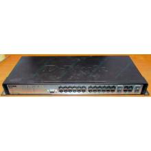 Б/У коммутатор D-link DES-3200-28 (24 port 100Mbit + 4 port 1Gbit + 4 port SFP) - Чехов
