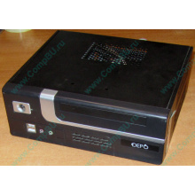 Б/У неттоп Depo Neos 230USF (Intel Celeron J1800 (2x2.41GHz) /2Gb DDR3 /500Gb /BT /WiFi /miniITX /Windows 7 Pro) - Чехов